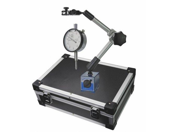 Sada magnetického stojánku 430 mm a úchylkoměru 0 10 mm