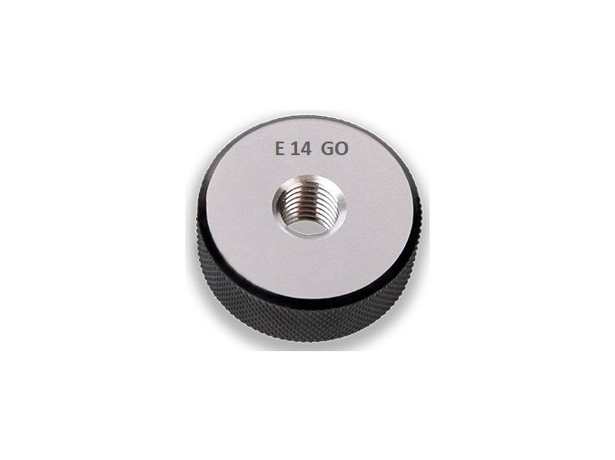 Závitové kroužky E - Edison, Dobré, DIN 40400