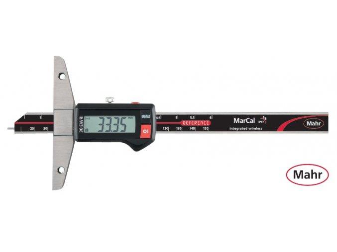 4126755 Marcal 30 EWRi digitální posuvný hloubkoměr 150 mm