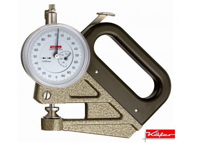 F 1000/30 Käfer mikrometr na fólie