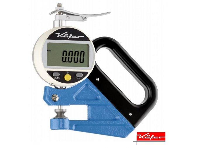 FD 1000/30-3 Käfer Digitální tloušťkoměr na fólie