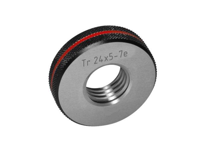 Závitové kroužky Tr - lichoběžníkové, Zmetkové, DIN 103, ČSN 254080