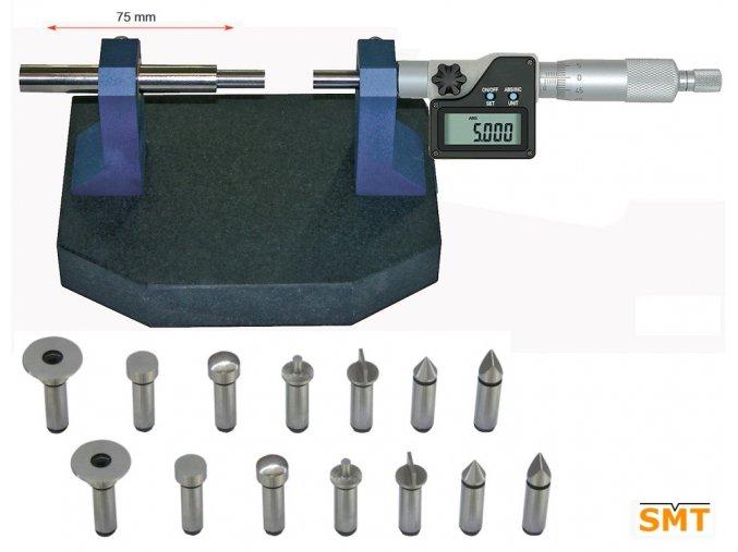 Univerzální měřící stůl s mikrometrem