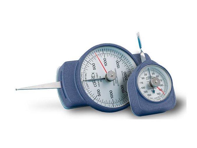 CORREX pérová váha - siloměr - kontaktor