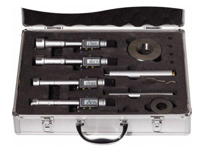 DTS-1-050 Sada digitálních třídotekových dutinoměrů 20-50 mm