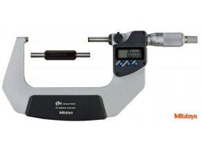 293-243-30  Digitální třmenový mikrometr 75-100/0,001 mm, IP65, DIGIMATIC, Mitutoyo