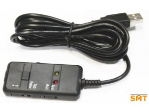 USB-Interface pro konektory RB 2 a RB 5, SMT
