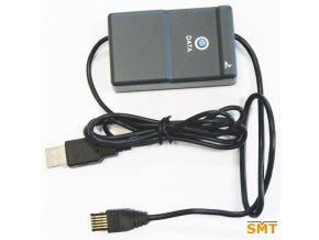 USB-Interface pro měřidla s konektorem RB 6, SMT