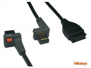 959150  Datový kabel DIGIMATIC s tlačítkem DATA, 2m, Mitutoyo