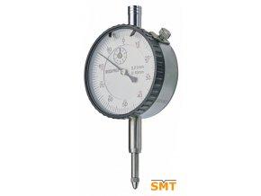 Číselníkový úchylkoměr 0-10 mm, nárazuvzdorný, ČSN 25 1811