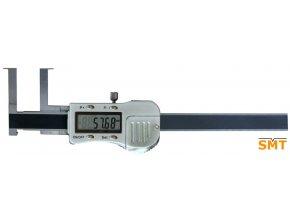 Posuvné měřítko na vnitřní zápichy 14-150 mm