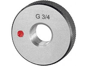 Závitové kroužky G - trubkové, Zmetkové, tolerance A, DIN 228