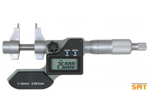 Digitální mikrometrický dutinoměr