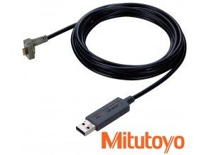 06ADV380A kabel USB input tool Mitutoyo