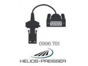 0996701 Datový Opto kabel RS232 Helios Preisser