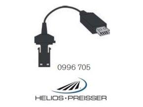 0996705 Datový Opto kabel USB, Helios - Preisser