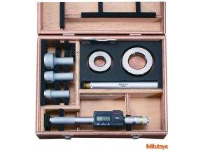 468-973 Sada digitálního třídotekového dutinoměru 20-50 mm, Mitutoyo