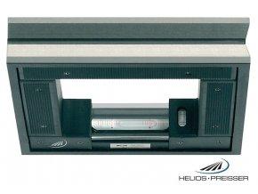 Strojní rámové vodováhy, citlivost 0,1 mm/m, Helios-Preisser