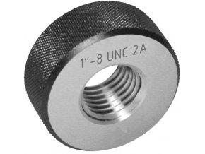Závitové kroužky UNC - palcové, Dobré,  ANSI B 1.1 / BS 919