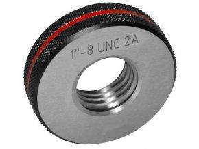 Závitové kroužky UNC - palcové, Zmetkové,  ANSI B 1.1 / BS 919