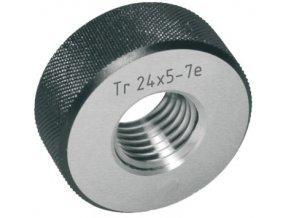 Závitové kroužky Tr - lichoběžníkové, Dobré,  DIN 103, ČSN 254080