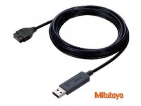 06AFM380D Kabel USB Input Tool Mitutoyo
