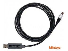 06AFM380E Kabel USB 6 pin. Mitutoyo