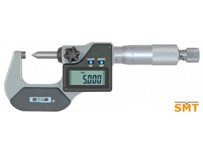 Digitální mikrometr s kuželovým dotekem