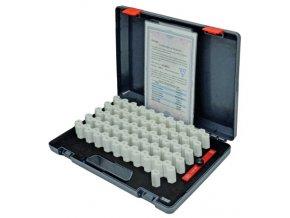 Sady válečkových měrek 10,00 - 20,00 mm, stupňování po 0,01 mm, tol. +/-0,003 mm