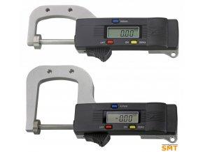 Digitální tloušťkoměry 0-25 mm
