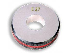 Závitové kroužky E - Edison, Zmetkové, DIN 40400