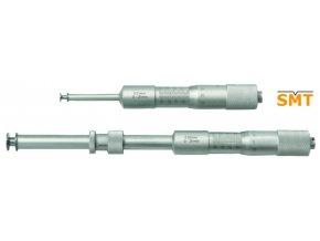 Mikrometr na vnitřní drážky a zápichy