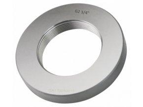"""Závitové kroužky trubkové - G2 1/4"""" až 6"""", DOBRÉ, tolerance A, DIN 228"""