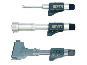 Digitální třídotekové dutinoměry 6 - 100 mm, DIN 863