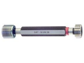 Závitové mezní kalibry UN 16 - palcové, ANSI / ASME B 1.1