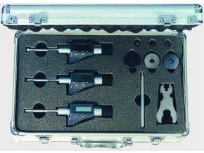DTS-1-012 Sada digitálních třídotekových dutinoměrů 6-12 mm