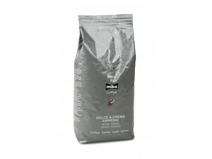 RS2784 501777 Koffie Miko Dolce & Crema Bonen 1kg