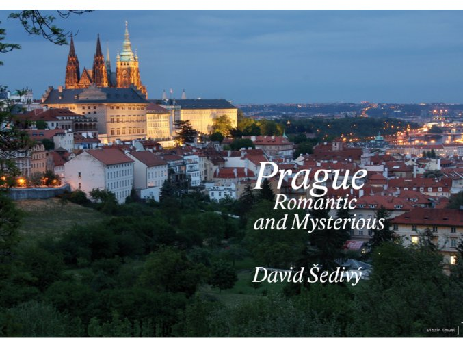 David Šedivý - Prague Romantic and Mysterious