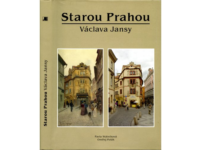 Starou Prahou Václava Jansy