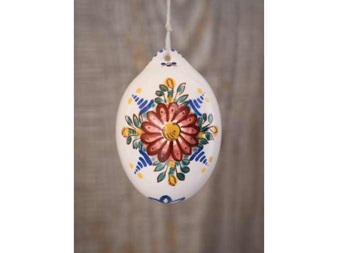 Keramická kraslice - ceramic easter egg - HAR