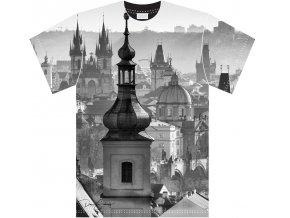 Dámská kolekce triček MilujuPrahu.cz by David Šedivý - Týnský chrám
