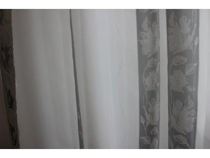 Záclona 10776