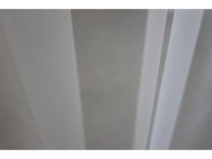 Hladká záclona 10765
