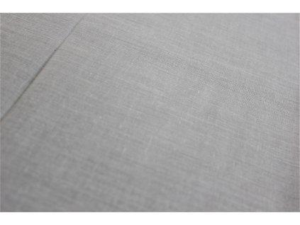 Hladká záclona 11208