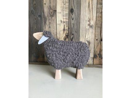 """Ovečka velká 35 cm """"Lída"""""""