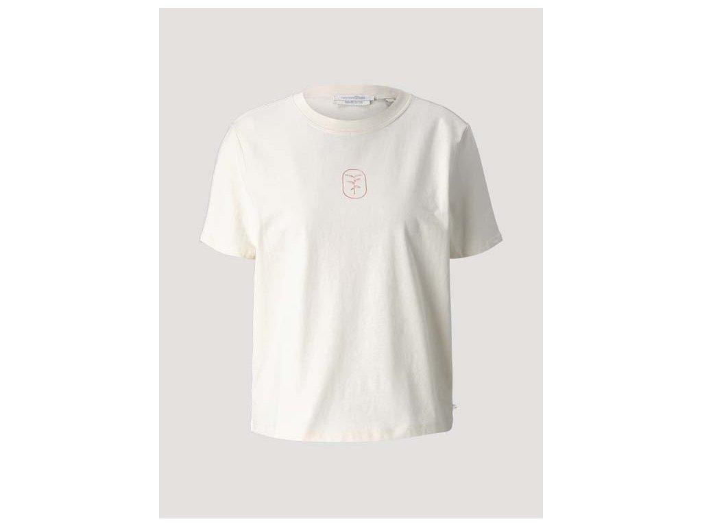 Tom Tailor tričko 1025687 bílá