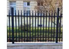 Kovové plotové pole - Liniové standard, grafit