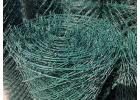 Poplastované pletivo STANDART s ND výška 125 cm, drát 2,5 mm, oko 55x55 mm, PVC, zelené