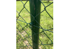 Poplastované pletivo SUPER bez ND výška 150 cm, drát 3,0 mm, oko 50x50 mm, PVC, zelené