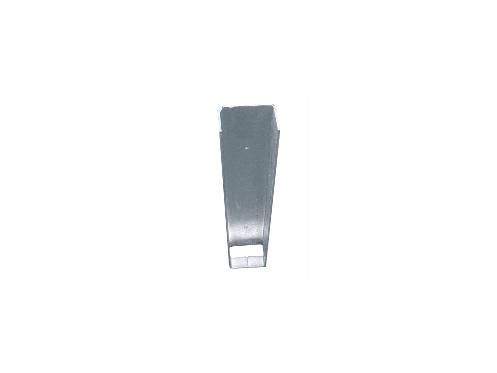 3560 drzak podhrabove desky zn vyska 300 mm koncovy
